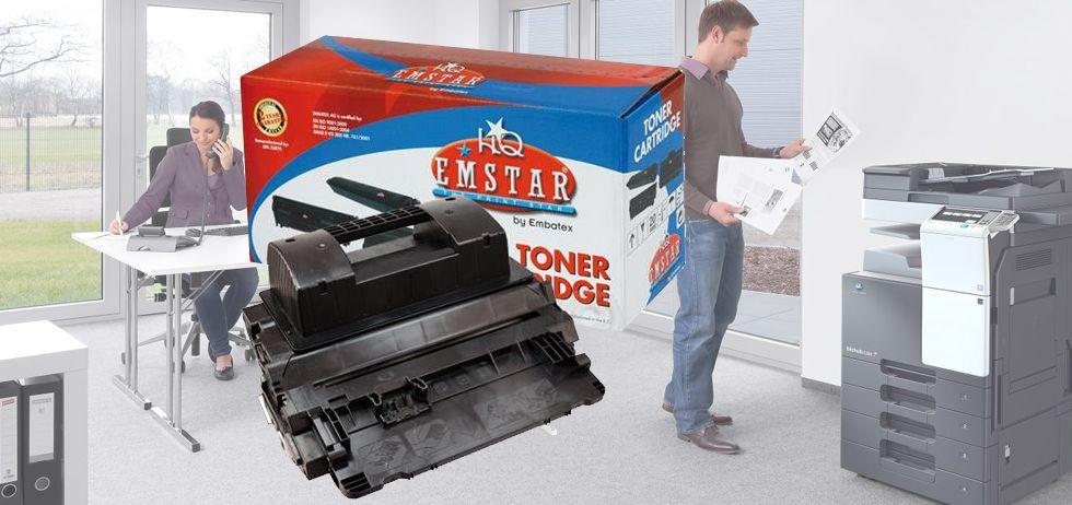Toner cartridge, inkt cartridges